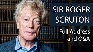 Download Sir Roger Scruton | Full Address and Q&A | Oxford Union Video