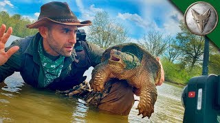Download How to Catch a Mud Dragon in Virtual Reality! Video