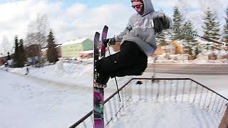 Download Real Ski Fi   Partly Cloudy Segment   Logan Imlach Video