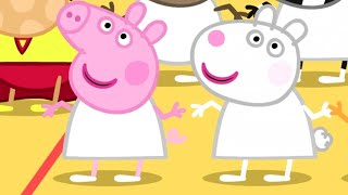Download Peppa Pig English Episodes | Peppa Pig And Suzy Sheep | 2 hour Special | Peppa Pig Official Video