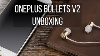 Download OnePlus Bullets V2 unboxing and initial impressions Video