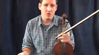 Download Ian Walsh - Irish Fiddle Bowing Lesson Video