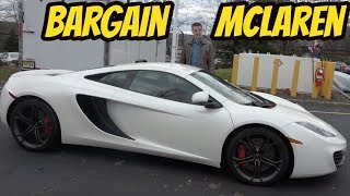 Download I Bought the Cheapest McLaren MP4-12C in the USA: BROKEN Video