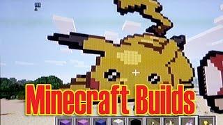 Download Minecraft builds - Olivia's Minecraft build art Video