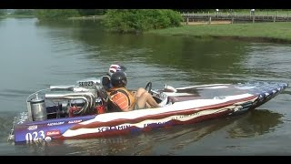 Download 650HP Drag Boat Runs Video