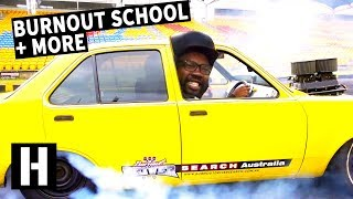 Download Hert Goes to Burnout School, Project Car Updates, and a Tour of JDM Heaven! Video