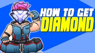 Download How To Get Diamond In Overwatch | How To Gain Skill Rank In Overwatch Competitive Season 3 Video