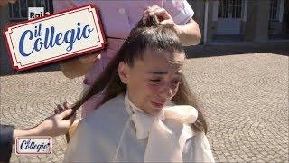 Download Il taglio capelli dei collegiali - Prima puntata - Il Collegio Video