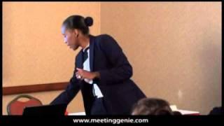 Download Meeting Ice Breaker (Corporate Trainer Dana Brownlee) Video