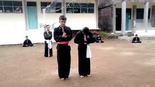 Download Sambung PSHT Mantapp, Sekali PUKUL langsung KO Video