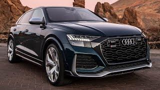 Download FIRST TEST! 2020 AUDI RSQ8 - WORLDS FASTEST SUV - 11.9 IN A 1/4 MILE! V8TT 600HP Video