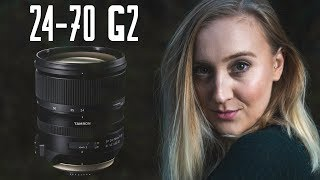 Download Tamron 24-70 G2 for Portraits | Nikon D850 | Lume Cube Video