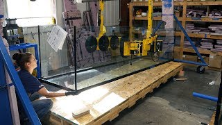 Download How Custom Aquariums Are Made - Factory Tour Video