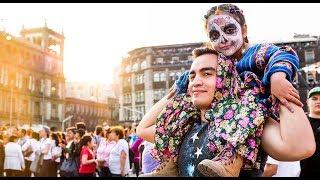 Download Desfile Día de Muertos CDMX 2017 - Day Of the Dead Parade Mexico City 2017 Video