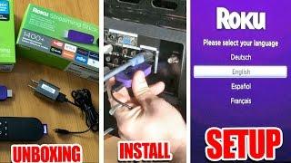 Download Roku streaming stick REVIEW + SETUP Video
