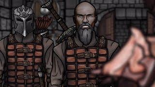 Download The Senile Scribbles: Skyrim Parody - Part 9 Video