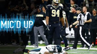 Download Eagles vs. Saints Mic'd Up for a Wild Ending! (NFC Divisional Round) Video