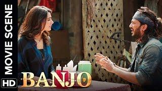 Download Nargis Fakhri likes Mumbai's Tapoori language   Banjo   Movie Scene Video