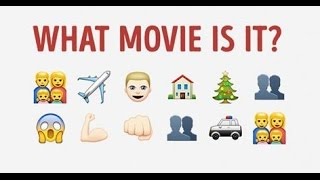 Download Can you guess the movie based on the emojis? Video