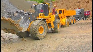Download RC TRUCK RESCUE! RC TRUCK STUCK IN THE MUD! AMAZING TRUCK RESCUE Video