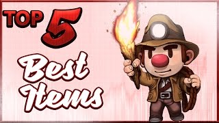 Download Top 5 Best Items In Spelunky! Video