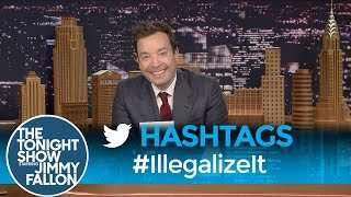 Download Hashtags: #IllegalizeIt Video