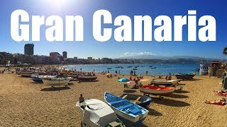 Download One Day on the Canary Islands: Exploring Gran Canaria Video