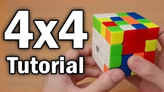 Download Learn How to Solve a 4x4 in 10 Minutes (Full Yau Method Tutorial) Video