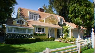 Download Wisteria Lane of Desperate Housewives, Universal Studios Hollywood Video