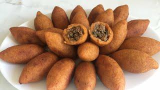 Download Yapimi kolay İçli köfte tarifi(çatlamayan içli köfte tarifi-Ramazan hazırlıkları) Video