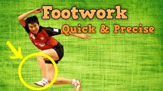 Download Table Tennis Exercises to Improve Footwork Video