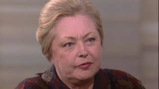 Download Mathilde Krim on the importance of presidential leadership on AIDS Video