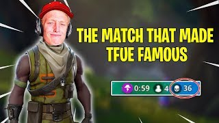 Download The Match That Made Tfue Famous In Fortnite Video