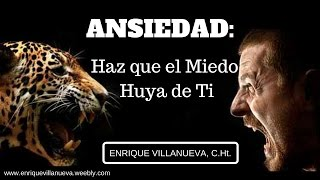 Download ANSIEDAD: HAZ QUE EL MIEDO HUYA DE TI Video