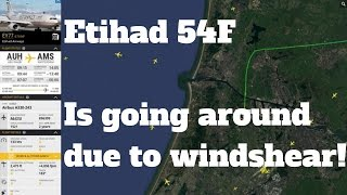 Download STORM AT SCHIPHOL! 7 GO AROUNDS IN 1 HOUR | REAL ATC RECORDING Video