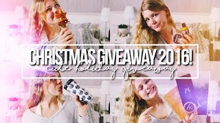 Download HUGE CHRISTMAS GIVEAWAY 2016!! Tumblr Prizes // OPEN! Video