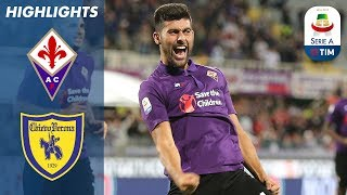 Download Fiorentina 6-1 Chievo | I Viola sorpassano il Chievo con 6 reti | Serie A Video