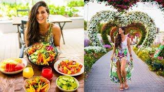 Download WHAT I ATE TODAY | FullyRaw Vegan Dubai Ed. VLOG 2! Video