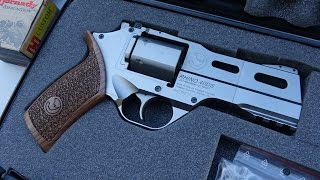 Download Chiappa Rhino 40DS .357 Magnum Revolver First Look (HD) Video