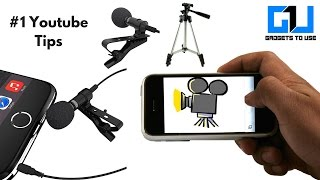 Download Cheapest Video Setup, Camera, Mic, Mount and Tripod For Youtubers | Gadgets To Use Video