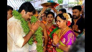 Download Actress Menaka Suresh's Daughter Revathi Suresh Kumar Nithin Wedding Highlights Video