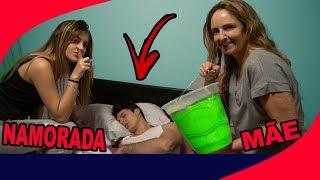 Download MINHA MÃE E MINHA NAMORADA ME TROLLARAM! (SLIME PRANK) Video