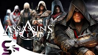 Download The Evolution of Graphics: Assassin's Creed Edition (2007 - 2015) Video