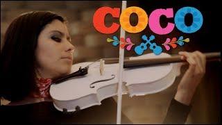 Download COCO (Recuérdame) ❤ VIOLIN COVER! Martha Psyko Video