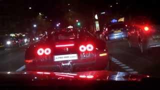 Download Bugatti Veyron 16:4 in Stockholm at Stureplan and Birgerjarlsgatan May 2013 and enthusiastic owner Video