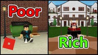 Download Poor to Rich | Bloxburg Short Film | Roblox Story Video