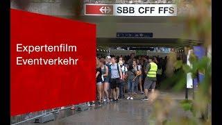 Download Staufrei zu Grossanlässen. Video