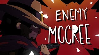 Download ENEMY MCCREE (OVERWATCH ANIMATION) Video