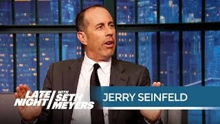 Download Jerry Seinfeld Is Tired of Political Correctness - Late Night with Seth Meyers Video