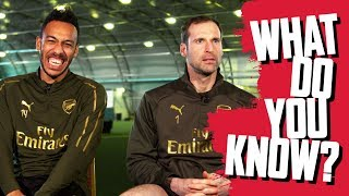 Download CAN YOU NAME THE FRANCE WORLD CUP SQUAD? | Pierre-Emerick Aubameyang v Petr Cech | What do you know? Video